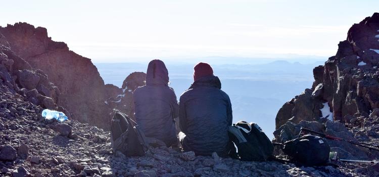 Wanderung Jebel Toubkal