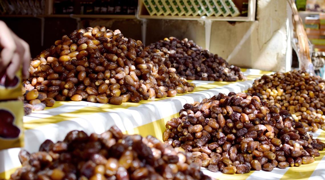 Marokko Souk Rissani Datteln